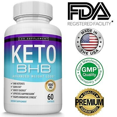 Keto Diet Pills BHB- Premium Weight Loss Supplements to Burn Fat & Carb Blocker