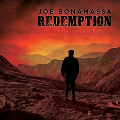 Redemption by Joe Bonamassa Audio CD J&R Adventures Blues 2018 NEW