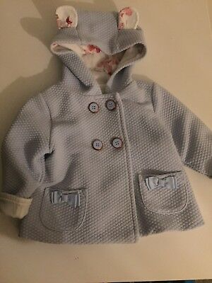 Ted Baker Baby Girl Coat Jacket 3-6 Months