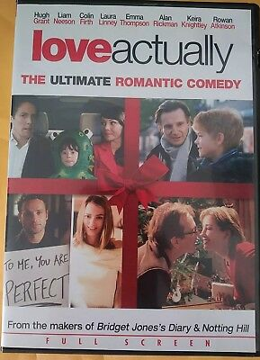 Lot Hugh Grant (Love Actually  and Two Weeks Notice(Full Screen Edition)Dvd