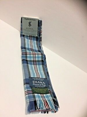 Diana Princess of Wales Memorial Tartan