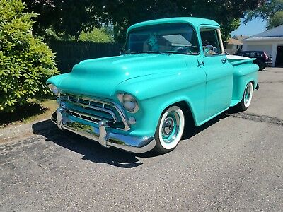 1957 Chevrolet Other Leather 1957 Chevrolet pickup truck