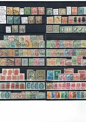 #451 Hungary collection from early on 6cards c£will be quite a lot probably