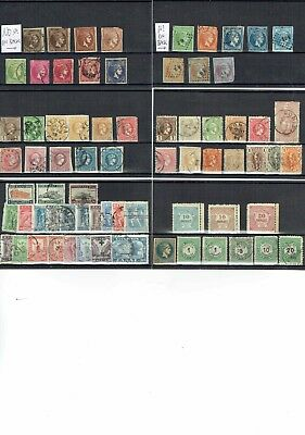 #452 Greece collection from early M/U on 6cards c£will be quite a lot probably
