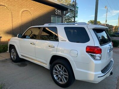 2013 Toyota 4Runner Limited 2013 Toyota 4Runner Limited