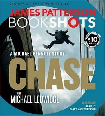 NEW Chase : A Bookshot By James Patterson Audio CD Free Shipping