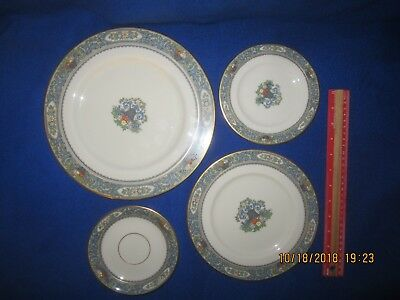 Lenox Autumn Plate Set