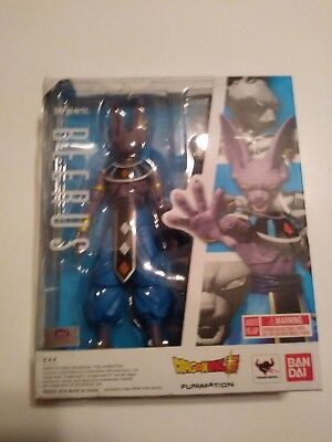 Bandai Sh figuarts dragon Ball super Beerus