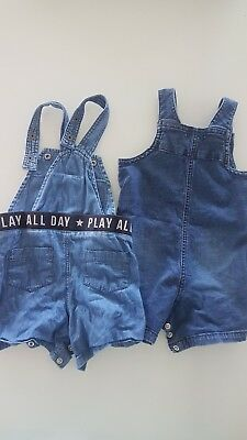 Baby boy overalls Size 0 Country Road & Sprout