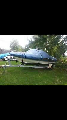 Boat trailer ONLY / Boat Hull extra