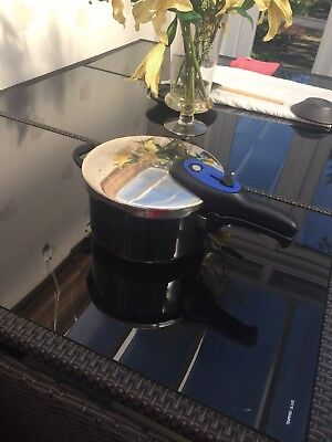 Cilit German Pressure Cooker PERFECT 4,5L In Ok-Good Condition 👍