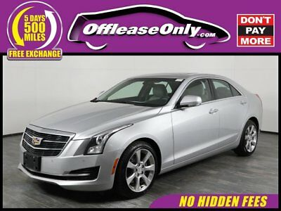2016 ATS 2.0L Luxury AWD