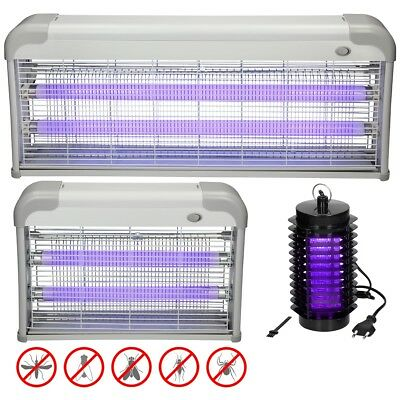 Insect killer mosquito zapper fly bug lamp pest catcher trap UV LED 3W 20W 40W