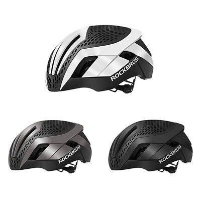 ROCKBROS 3 in 1 Cycling Helmet EPS Reflective Bike Helmet MTB Road Bike 57-62 cm