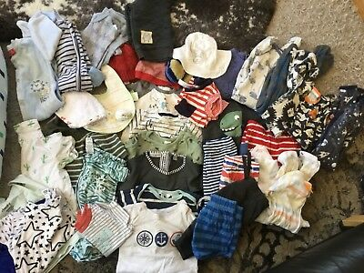 Baby Boy Clothes Bundle 00,0