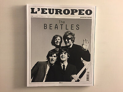 Sealed Beatles Magazine Photos Full Page Scrap Book Pictures
