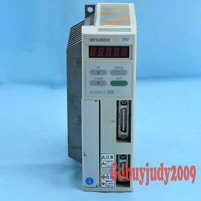 Used MR-J60A Mitsubishi Servo Drive MRJ60A Tested In Good Condition