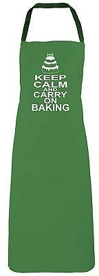 Edward Sinclair 'Keep Calm and Carry On Baking' Emerald Green Baking & Cooking A