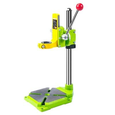 Electric power Drill Press Stand for Drill Workbench Repair Collet Table 35&43mm