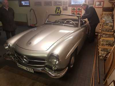 Mercedes 190Sl 1957 Hardtop + Soft Top 2 Owners Low Mileage European Delivery Px