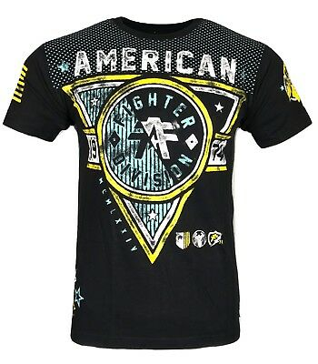 AMERICAN FIGHTER Mens T-Shirt SOUTH CAROLINA Athletic Premium Biker Gym UFC $50
