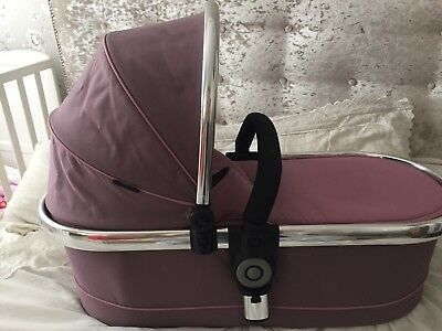 Icandy Peach 3 Marshmallow Main Carrycot