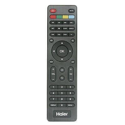 New Remote Control for Haier TV