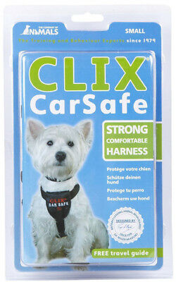 Company of Animals - Clix Car Safe Harness for Dogs - Small