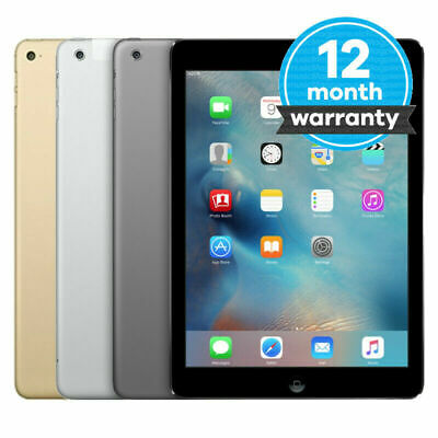 Apple iPad Air 2 32GB, Wi-Fi, 9.7in -Grey Good Condition 12 Months Warranty