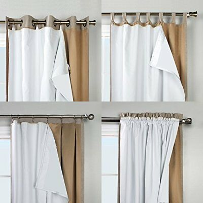 101 Long Thermalogic Ultimate Blackout Insulated Curtain Liner