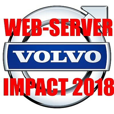 VOLVO IMPACT 2018 BUS TRUCK EPC  !!Online-Server!! - 3 month