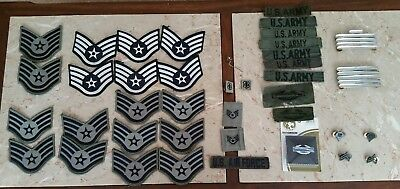 US military insignia Collection Army Air Force
