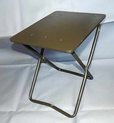Pleasant Vintage Us Military Surplus Wood Field Desk Portable Folding Inzonedesignstudio Interior Chair Design Inzonedesignstudiocom