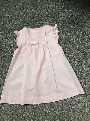 laranjinha baby Girls Dress 9m