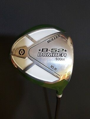 Left handed driver ben ross v12 460 cc. Graphite shaft. | in.