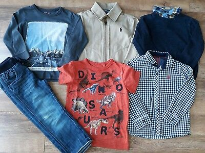 Boys Clothes Bundle Age 3-4 Years  Mixed brands