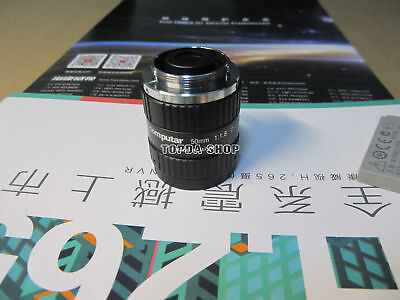 1PC computar M5018-MP2 50mm 1:1.8 Industrial Camera Lens#SS