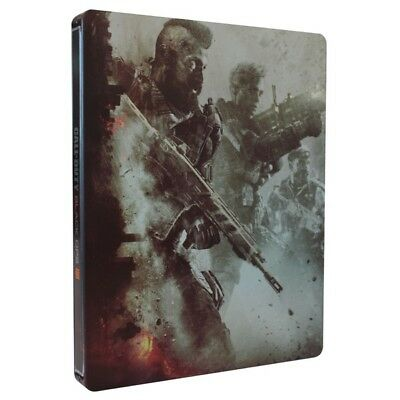 Call of Duty: Black Ops 4 Steelbook case (no game inluded)