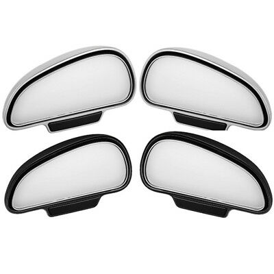 1pcs Car Adjustable Side Rearview Blind Spot Rear View Auxiliary Mirror