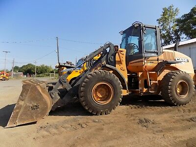 2006 CASE 721D XT Wheel Loader / Diesel / EROPS / AC