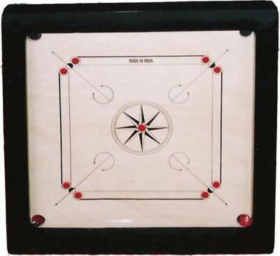 Carrom Board with Carrom Coin & Striker &   Brand New