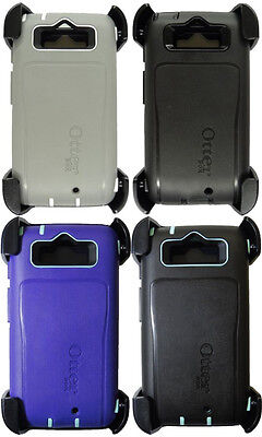 New!! Otterbox Defender with Clip / Commuter Case  For Motorola Droid MIni