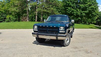 1993 Dodge Ramcharger Canyon Sport 1993 Dodge Ramcharger Canyon Sport