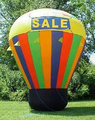 Practical Promotions hot air balloon 15 Foot Sale
