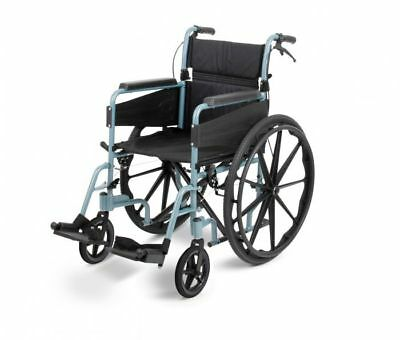 Days Escape Lite Self Propelled Wheelchair Lightweight With Brakes - 4 Colours