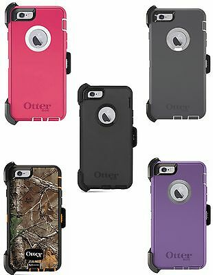 Brand New!! Otterbox Defender case For iPhone 6 / iPhone 6s - With Belt Clip