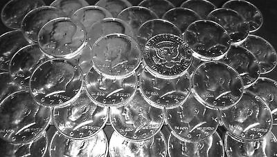 US Mint Uncirculated Kennedy HALF DOLLAR Coin Lot ESTATE SALE Blowout 5 COINS
