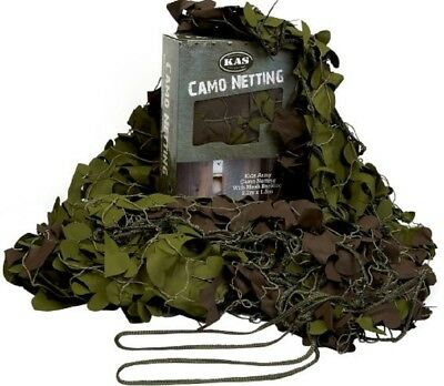 KAS Kids Camouflage Army Style Childrens Camo Netting