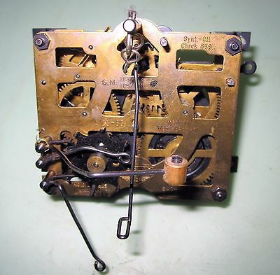 Regula German Bachmaier & Klemmer 1- day  Cuckoo Clock Movement A-25-85- Used