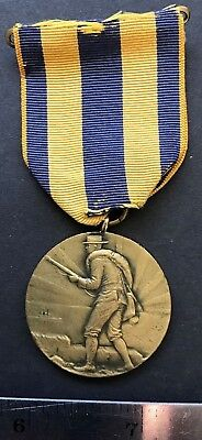 Spanish American War 1900 Awarded by the State of New York